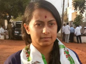 Chaitra Gowda From Sirsi Has Appointed As State President Of Hd Kumaraswamy Brigade