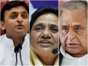 Uttar Pradesh Yogi Government Cuts Security Cover For Akhilesh Mulayam Maya