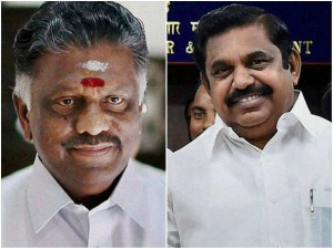 Aiadmk Merger Nearing Closure Ops To Head Party Eps Will Lead Govt
