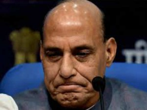 Rajnath Singh Assures Retaliation Over Crpf Jawan S Encounter