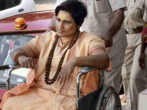 Bail For Sadhvi Pragya Thakur In Malegaon Blast Case