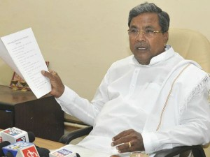 Siddaramaiah Instructs Officials To Handle Drought Situation Effectively