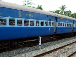 Two Bogies Saharsa Patna Rajya Rani Express Train Derail In Bihar