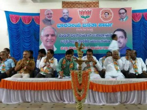 Bjp Rebels To Host Rally Against Yeddyurappa In Bengaluru