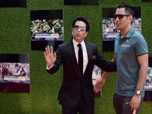 Photos Indian Cricketers Attend Screening Sachin Billion Dreams