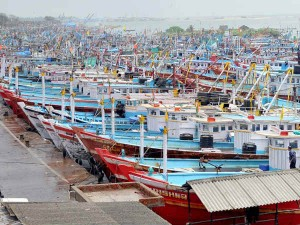As A Precaution For Rainy Season State Government Has Put A Ban On Costal Fishery