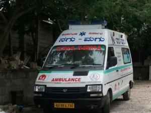 Government Ambulance Used For Staff Family Wedding In Mysuru
