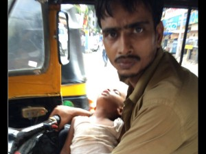 Help Pours In For Auto Driver In Mumbai