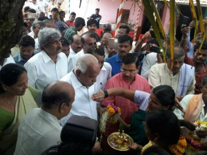 I Will Make State Government Waive Off Farmers Loan Bsy