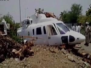 Maharashtra Cm Devendra Fadnavis Survives Chopper Crash In Latur