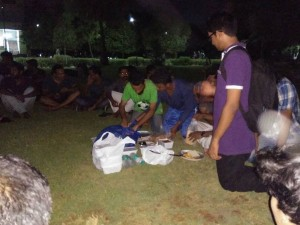 Now Iit Madras Students Organise Beef Festival