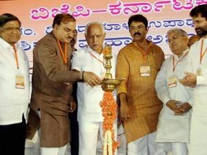 Bjps 30 30 40 Formula To Kill Dissent And Win Karnataka In 2018 Polls