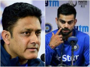 Kumble And Kohli Proposes 150 Percent Hike For Grade A Players