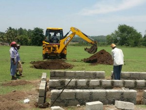 Diddalli Tribal Families Rehabilitation Has Begun By Identifying And Allocating Sites