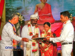 Udupi Has Witnessed To A Rare Marriage