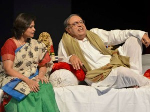 Singapore Local Talents Take Part In Kannada Play Mukhyamantri