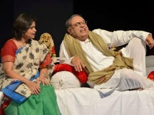 Singapore Local Talents Take Part In Kannada Play Mukhyamantri
