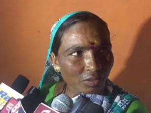 B S Yeddyurappa And Others Having Breakfast In Dalit Family At Shigli Village