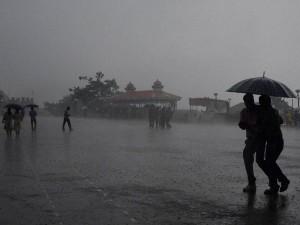 Avarage Rainfall In Karanataka On May 21 2017