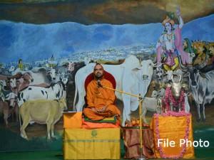 Ban On Cow Slaughter Ramachandrapura Math Welcomed Decision
