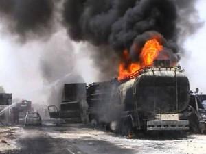 Pakistan More Than 123 Killed In Oil Tanker Fire In Bahawalpur