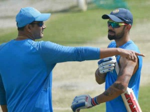 Anil Kumble Scolded Players Like Children Say Sources About Fallout With Virat Kohli