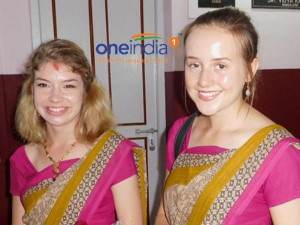 Two Germany Youngsters Have Come To Mangaluru To Study Social Service Course