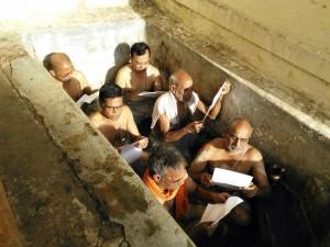 Prayer For Rain In Davanagere Raghavendra Swamy Mutt