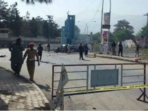 Pakistan 5 Dead And 14 Injured In Explosion Near Igp Office In Quetta