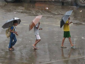 Enjoy With Monsoon Rain Article