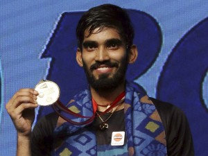Srikanth Jumps 11 Spots Sindhu Drops To 4th In Latest Bwf Rankings