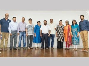 New Office Bearers For Kannada Sangha Singapore