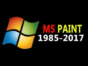 Microsoft Not To Kill Ms Paint After 32 Years Dump Windows Store