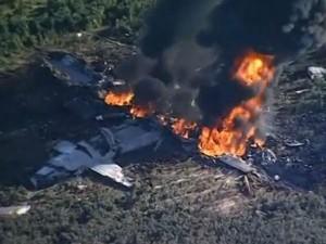 Us Military Plane Crash In Mississippi Kills 16