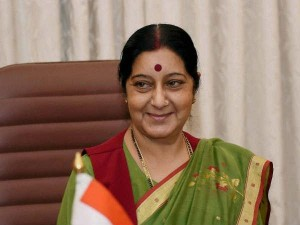 What Do I Call You God A Grateful Pak Woman Tweets To Sushma Swaraj