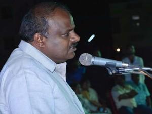 Hd Kumaraswamy Requests Power Davanagere People