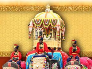 Mysuru Dasara Jamboo Savari Will Be Held On September 30 2017 Siddaramaiah