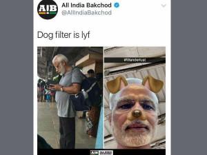 Mumbai Police File Fir Against Aib S Tanmay Bhat Meme On Pm Modi