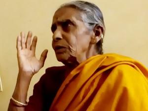 Midwife Lakshmidevamma Shares Her Experience