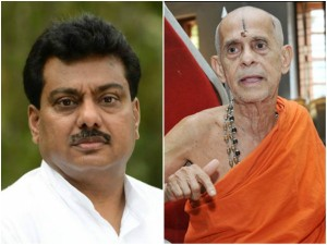 Lingayat Separate Religion Mb Patil Angry On Pejawar Seer Statement