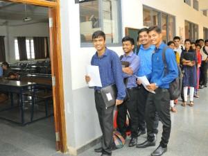 A Central Walk In Interview Held In Sahyadri College Mangaluru