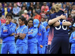 Women S World Cup Even In Defeat Mithali And Co Write History