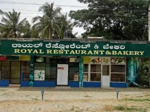 Illegal Restaurant Is Gundlupet Area Has Closed