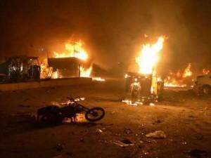 Venkaiah Naidudeadly Blast Strikes Pakistan S Quetta Killed 15