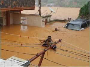 Sierra Leone Mudslide Kills More Than 312