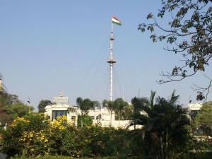 Tricolour Hoisted 1947 At Fort St George Still Flying High Chennai