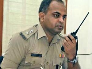 Dr Sanjeev Patil Takes Incharge As New Sp Of Udupi