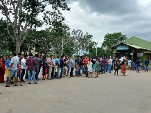 Bandipur Thousand Of Tourists Spotted During Long Weekend