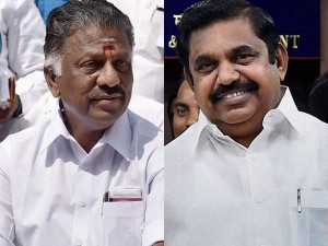 Aiadmk S Rival Factions Merge After E Palaniswami Ops Meet