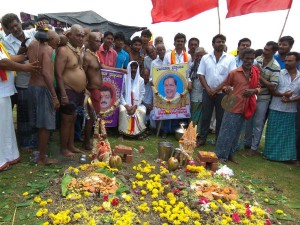 You Are Dead Us Mandya Farmers Roars Against Siddaramaiah And Mb Patil